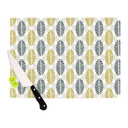"""Kess InHouse - Julie Hamilton """"Seaport"""" Cutting Board (11"""" x 7.5"""") - These sturdy tempered glass cutting boards will make everything you chop look like a Dutch painting. Perfect the art of cooking with your KESS InHouse unique art cutting board. Go for patterns or painted, either way this non-skid, dishwasher safe cutting board is perfect for preparing any artistic dinner or serving. Cut, chop, serve or frame, all of these unique cutting boards are gorgeous."""