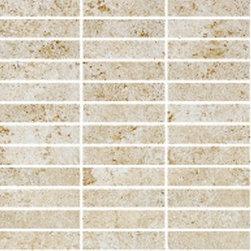 Eleganza - Eleganza - Fossil Trav Mosaic (1.25X4) 12x12 sheet - FT1212-1 - Contemporary Collection