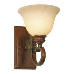 Rockefeller 1-Light Wall Sconce