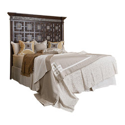 Ambella Home - New Ambella Home King Bed Panel Castilian - Product Details