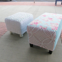 eclectic  by Donna Thomas Vintage Chic Furniture