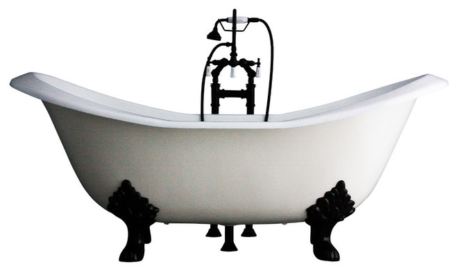 Traditional Bathtubs by Penhaglion Inc.