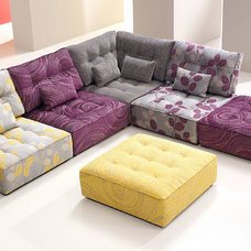 modern sectional sofas by Darlings Of Chelsea
