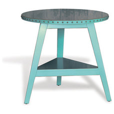 tropical side tables and accent tables by Village Design Group