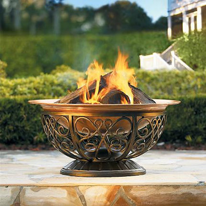 Traditional Firepits by Grandin Road