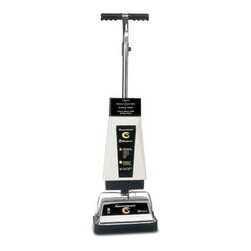 Thorne Electric - P2600A Hard Floor Carpet Cleaner - P-2600A Hard Floor & Carpet Cleaning Machine... This heavy duty Cleaning Machine from Koblenz scrubs and polishes hard floors including hardwood floors and also shampoos carpets.  It features rotating brushes and a T-Bar handle.  Replacement brushes sold separately: Shampoo Brush model # 4501367  Scrubbing Brush model # 4501342  Polishing Brush model # 4501359.   Cleaning concentrates availalbe number model # KITA.  This item cannot be shipped to APO/FPO addresses. Please accept our apologies.