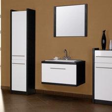 Modern Bathroom Vanities And Sink Consoles by Liberty Windoors Corp.