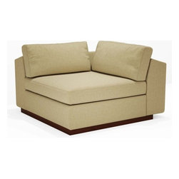 True Modern - True Modern | Jackson Corner Sofa - Design by Edgar Blazona
