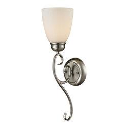 Cornerstone Lighting - Cornerstone Lighting 1101WS/20 1 Light Sconce - Cornerstone Lighting 1101WS/20 1 Light Sconce