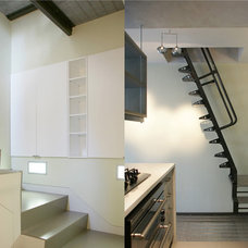 Staircase by Workshop/apd