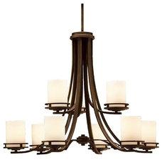 Kichler Lighting 1674OZ 9 Light Hendrik Chandelier
