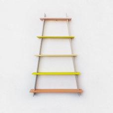 Contemporary Wall Shelves by CHIAOZZA