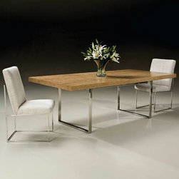 Case Study 103 Dining Table from Thayer Coggin - Thayer Coggin Inc.