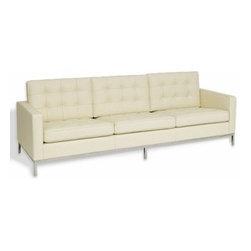 Knoll - Knoll | Florence Knoll Lounge Sofa - Design by Florence Knoll, 1954.