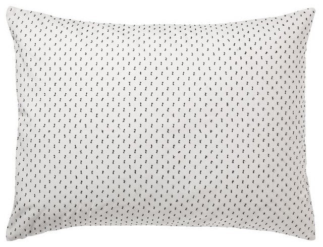 Contemporary Pillowcases And Shams by West Elm
