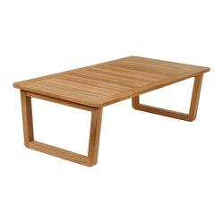 Barlow Tyrie - Avon Teak Coffee Table-60-Short