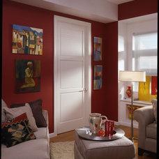Modern Interior Doors by TruStile Doors