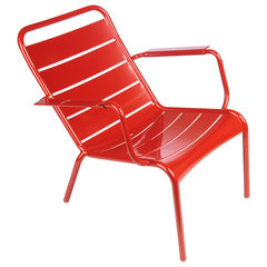 modern outdoor chairs by FermobUSA