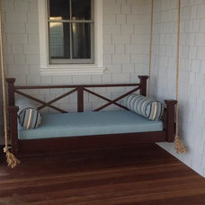 Traditional Patio Furniture And Outdoor Furniture by Custom Carolina Hanging Beds