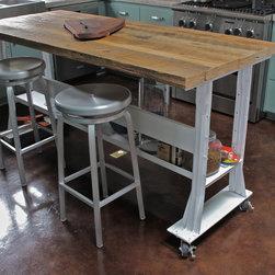 Furniture and Kitchen Islands - Mulholland Island