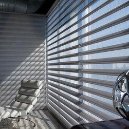 Hunter Douglas Pirouette® - Hunter Douglas Pirouette® Window Shadings
