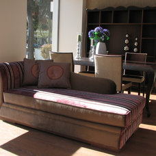 Eclectic Sofas by Derxis Design