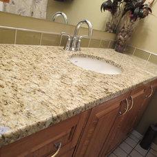 Vanity Tops And Side Splashes by VI Granite & Repairs