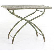 Traditional Outdoor Tables by Wisteria