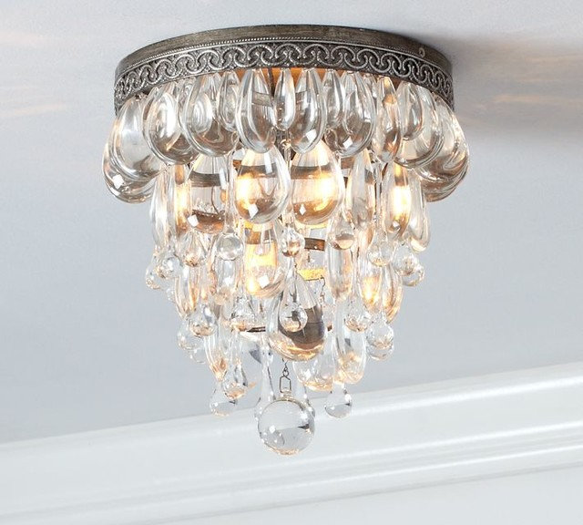 Traditional Ceiling Lighting by Pottery Barn