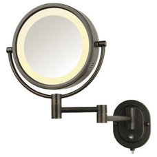 Traditional Makeup Mirrors by PlumbingDepot.com