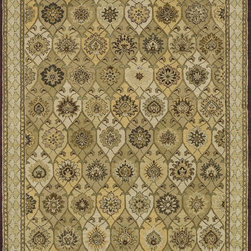 "Loloi Rugs - Loloi Rugs Maple Collection - S. Multi, 5' x 7'-6"" - Transform your home into a manor steeped in elegance and tradition with the majestic Maple Collection. These timeless Persian designs carry the rich heritage of centuries of carpet making in each arabesque, stylized flower and intricate border. Maple Collection rugs are hand-tufted in India of 100-percent wool so they are eco-friendly and mindfully crafted with sustainable materials. With colors as rich as these, you will feel like nobility every time you walk into your home."
