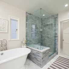 Contemporary Bathroom by Dana Lauren Designs