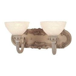 Livex Lighting - Livex Salerno Bath Crackled Antique Ivory -8265-87 - Livex products are highly detailed and meticulously finished by some of the best craftsmen in the business