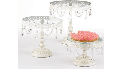 Traditional Dessert And Cake Stands by Fancy Flours