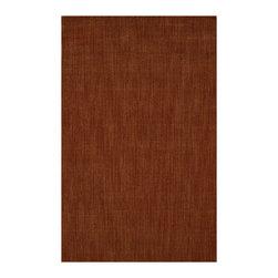 Dalyn Rugs - Dalyn Rugs Monaco Sisal MC100 Paprika 9' x 13' Rug MC100PA9X13 - Monaco Sisal has a natural appeal with its durable, ribbed, wool construction. The neutral color palette and simple design lends a multitude of ways to accent your home.