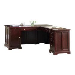 Coaster Furniture - Lawrenceville Classic L Shaped ...