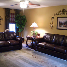 Traditional Living Room A. Price