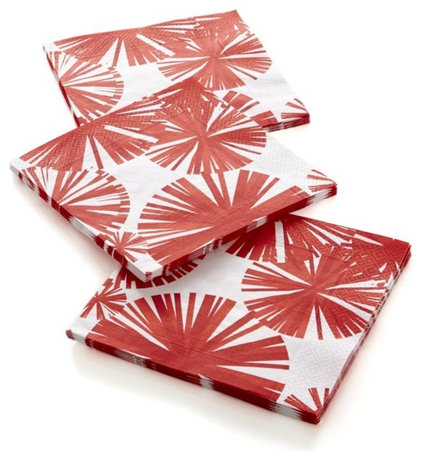 Contemporary Napkins by Crate&Barrel