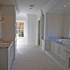 Traditional Bathroom by Viking Kitchen Cabinets, LLC