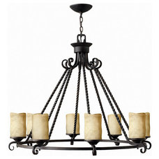 Mediterranean Chandeliers by Littman Bros Lighting