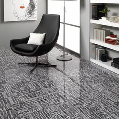 home office 2012 Tile Trends Photography - Living Spaces with Coverings Preview