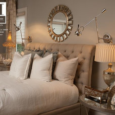 Transitional Bedroom by HOME FASHION INTERIORS