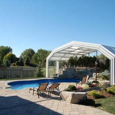 Modern Swimming Pools And Spas by Covers in Play