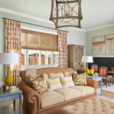 Traditional Family Room by Astleford Interiors, Inc.