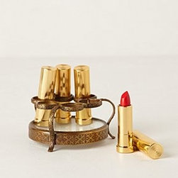 Anthropologie - Round Vestige Lipstick Holder - *An Anthropologie exclusive inspired by our Albeit lipstick collection