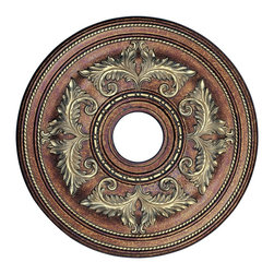 Livex Lighting - Livex Lighting LVX-8200-64 Ceiling Medallion - Livex Lighting LVX-8200-64 Ceiling Medallion