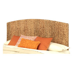 Wicker Paradise - Seagrass King Headboard - With our seagrass king headboard your most important room of the house will never be the same again! With a natural look and feel, this seagrass headboard will allow you to transform any ordinary deluxe size room, into a tropical paradise getaway. Your bedroom will also be upgraded with a high quality seagrass weave on a wood frame and the protection of polyurethane coating for just set it up and enjoy for many years ahead. Please note as with any natural product there are different shadings and variations from the photo are to be expected.