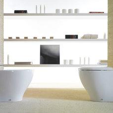 Modern Toilets by slave 2 european design