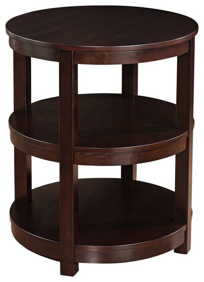 Traditional Nightstands And Bedside Tables by Lamps Plus