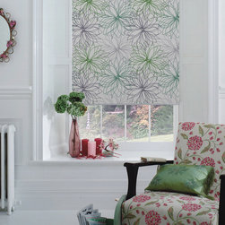 Architectural Blackout Roller Shades - The American Blinds Blackout Architectural Roller Shade Collection offers a stunning selection of fabrics that will beautify your room while providing room darkening privacy.
